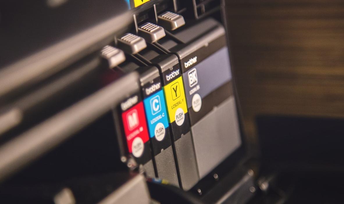 moderní tiskárna