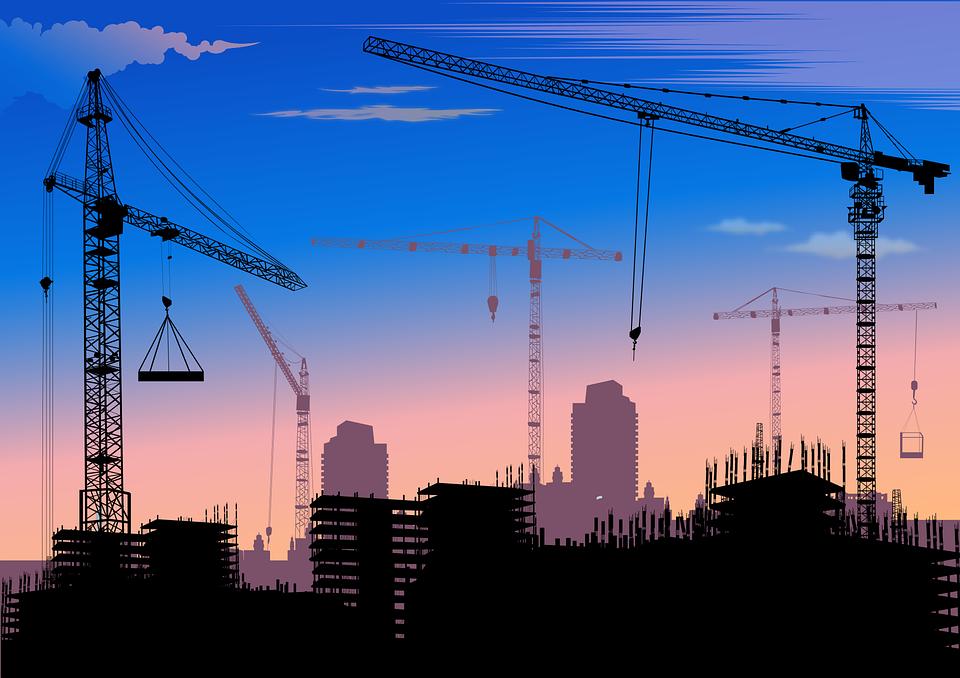 stavební oblast